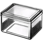 Staining Apparatus Glass Slide Staining Racks Dishes