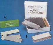 Disposable Rinzl Plastic Micro Slides