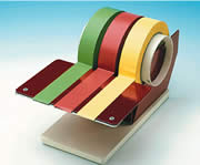 EMS 77009-G1 Hi//Lo Write-On Temperature Tape Green Electron Microscopy Sciences 13700 mm Height 12.7 mm Thick 25.4 mm Core