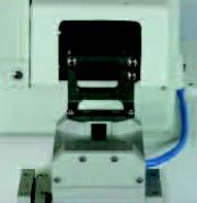 Integrally Mounted Cold Light Source and Magnifying Glass