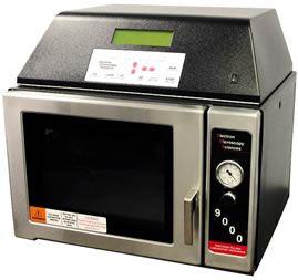 EMS 9000 Microwave Oven